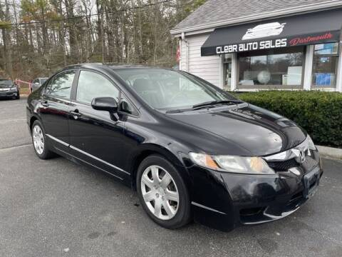 2009 Honda Civic for sale at Clear Auto Sales 2 in Dartmouth MA