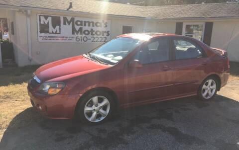 2008 Kia Spectra for sale at Mama's Motors in Greer SC