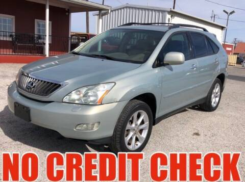 2009 Lexus RX 350 for sale at Decatur 107 S Hwy 287 in Decatur TX