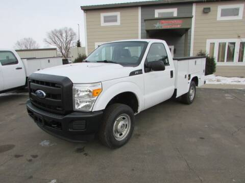 2011 Ford F-250 Super Duty for sale at NorthStar Truck Sales in St Cloud MN