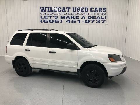 2004 Honda Pilot for sale at Wildcat Used Cars in Somerset KY