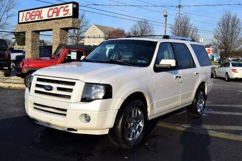 2010 Ford Expedition for sale at I-DEAL CARS in Camp Hill PA