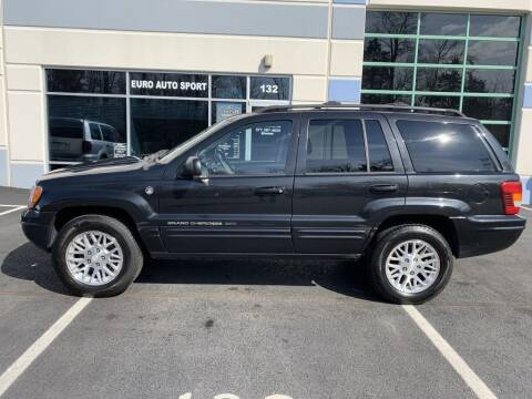 2004 Jeep Grand Cherokee for sale at Euro Auto Sport in Chantilly VA