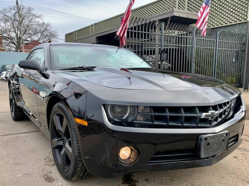 2011 Chevrolet Camaro for sale at Gus's Used Auto Sales in Detroit MI