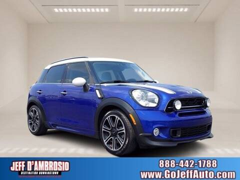 2015 MINI Countryman for sale at Jeff D'Ambrosio Auto Group in Downingtown PA