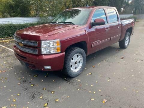 2013 Chevrolet Silverado 1500 for sale at Trucks Plus in Seattle WA