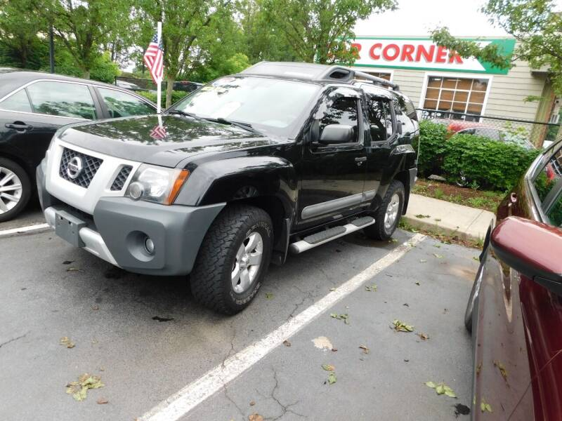 2012 Nissan Xterra for sale at CAR CORNER RETAIL SALES in Manchester CT