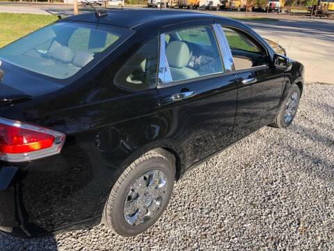 2011 Ford Focus for sale at Doyle's Auto Sales and Service in North Vernon IN