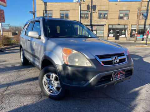 2004 Honda CR-V for sale at JerseyMotorsInc.com in Teterboro NJ