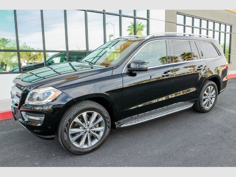 2014 Mercedes-Benz GL-Class for sale at REVEURO in Las Vegas NV