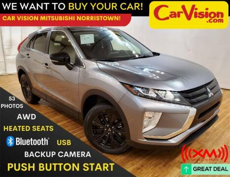2020 Mitsubishi Eclipse Cross for sale at Car Vision Mitsubishi Norristown in Trooper PA