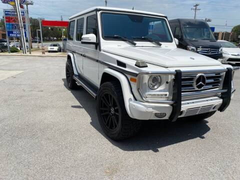 2014 Mercedes-Benz G-Class for sale at Z Motors in Chattanooga TN