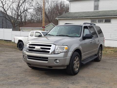 2008 Ford Expedition for sale at MMM786 Inc. in Wilkes Barre PA