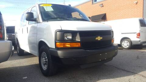 2016 Chevrolet Express Cargo for sale at A & A IMPORTS OF TN in Madison TN