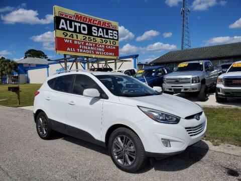 2015 Hyundai Tucson for sale at Mox Motors in Port Charlotte FL