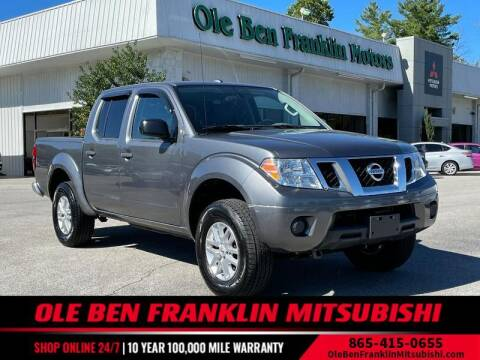 2017 Nissan Frontier for sale at Ole Ben Franklin Motors Clinton Highway in Knoxville TN