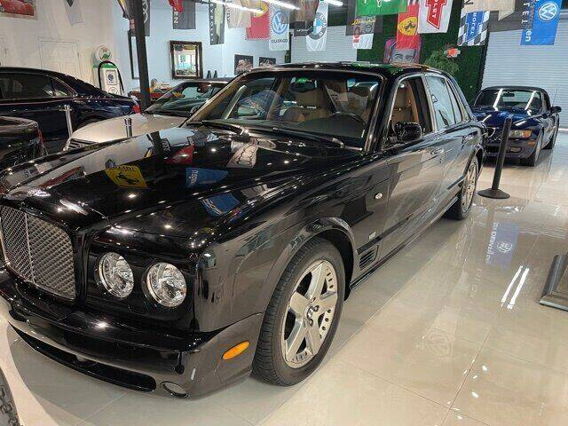2005 Bentley Arnage for sale at Auto Sport Group in Delray Beach FL