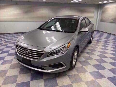 2017 Hyundai Sonata for sale at Mirak Hyundai in Arlington MA