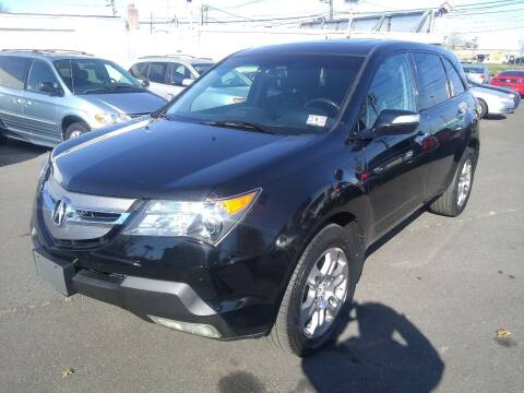 2008 Acura MDX for sale at Wilson Investments LLC in Ewing NJ