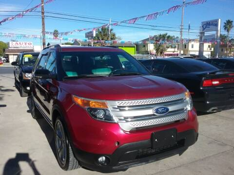 2013 Ford Explorer for sale at Express AutoPlex in Brownsville TX