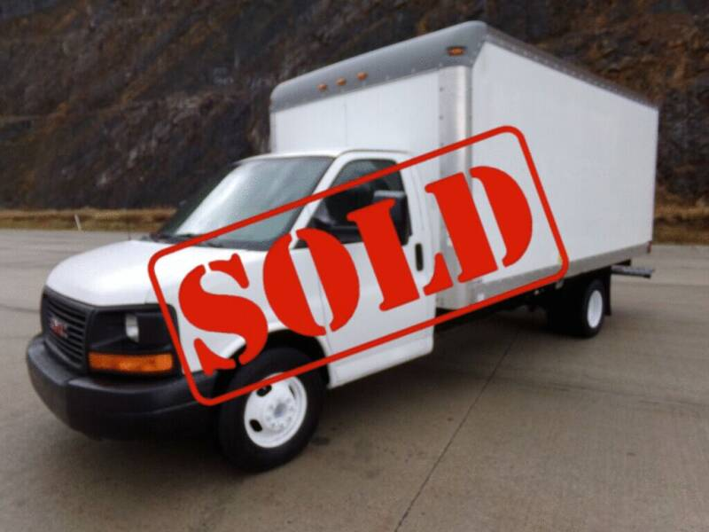 2012 GMC Savana Cutaway for sale at Mountain Truck Center in Medley WV