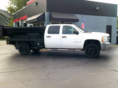 2009 Chevrolet Silverado 3500HD for sale at Stoltz Motors in Troy OH
