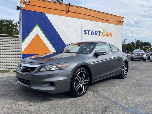 2012 Honda Accord for sale in Miami, FL