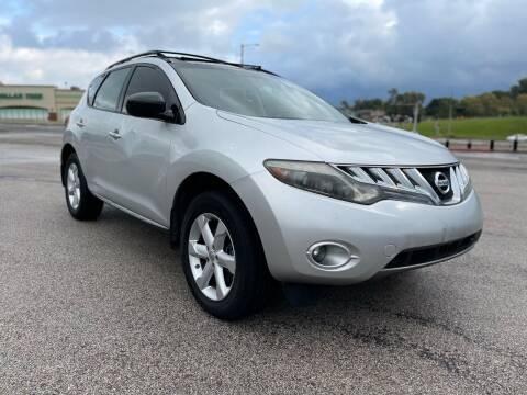 2010 Nissan Murano for sale at CHAD AUTO SALES in Bridgeton MO