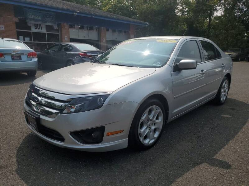 2011 Ford Fusion for sale at CENTRAL GROUP in Raritan NJ