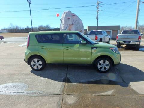 2014 Kia Soul for sale at BLACKWELL MOTORS INC in Farmington MO