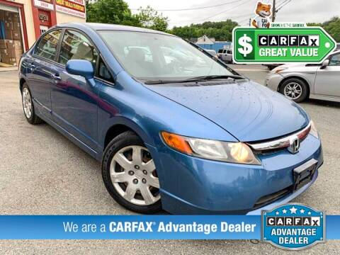 2008 Honda Civic for sale at High Rated Auto Company in Abingdon MD