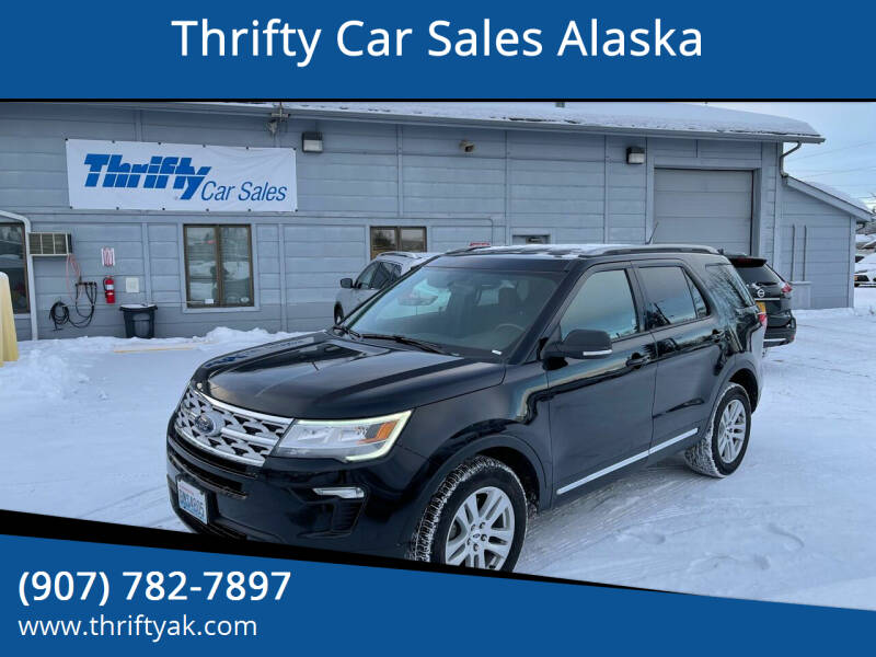 2019 Ford Explorer for sale at Thrifty Car Sales Alaska in Anchorage AK