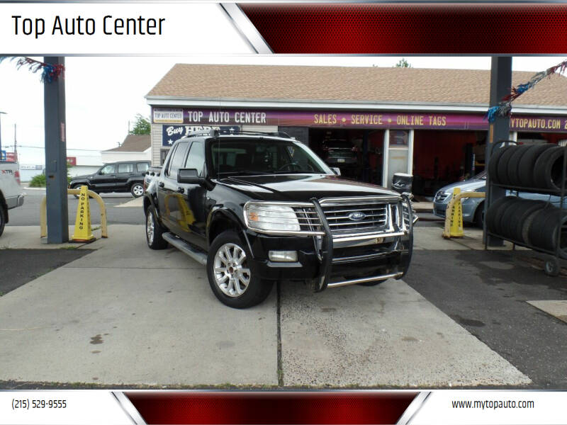 2007 Ford Explorer Sport Trac for sale at Top Auto Center in Quakertown PA