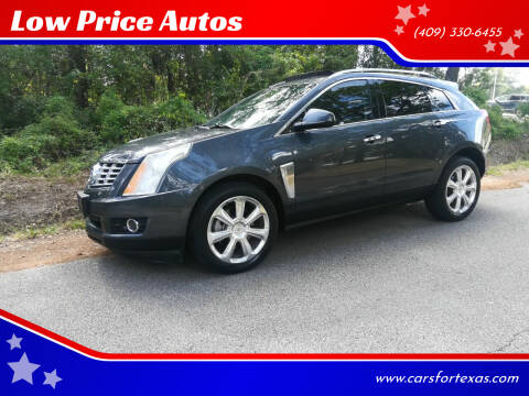 2013 Cadillac SRX for sale at Low Price Autos in Beaumont TX