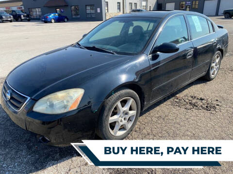 2002 Nissan Altima for sale at Family Auto in Barberton OH