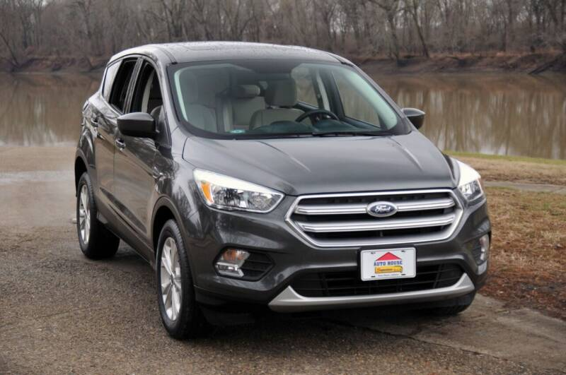2017 Ford Escape for sale at Auto House Superstore in Terre Haute IN