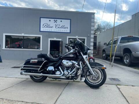 2013 Harley-Davidson Electra Glide for sale at Blue Collar Cycle Company in Salisbury NC