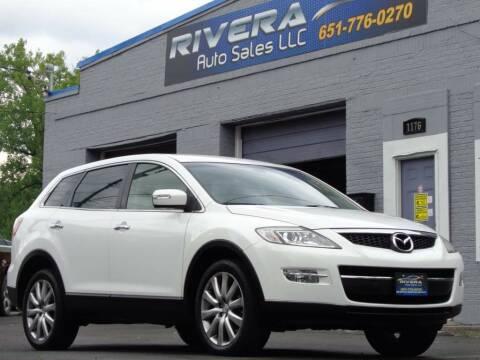2008 Mazda CX-9 for sale at Rivera Auto Sales LLC in Saint Paul MN
