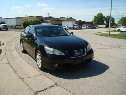 2008 Lexus ES 350 for sale at ARIANA MOTORS INC in Addison IL