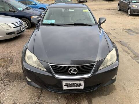 2008 Lexus IS 250 for sale at Daryl's Auto Service in Chamberlain SD