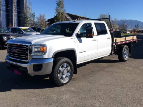 2018 GMC Sierra 3500HD for sale at Snyder Motors Inc in Bozeman MT