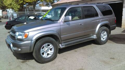 2002 Toyota 4Runner for sale at Larry's Auto Sales Inc. in Fresno CA