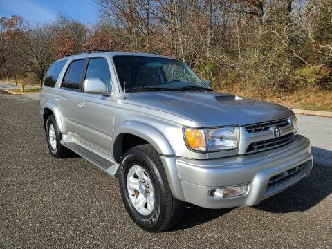 2001 Toyota 4Runner for sale at Premium Auto Outlet Inc in Sewell NJ