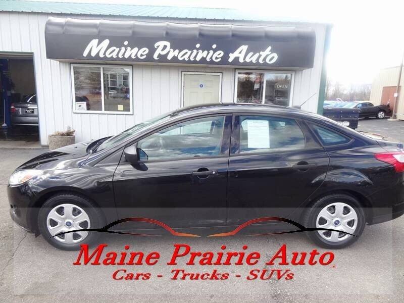 2012 Ford Focus for sale in Saint Cloud, MN