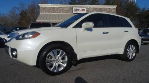 2010 Acura RDX for sale at Driven Pre-Owned in Lenoir NC