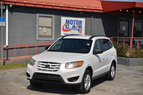 2011 Hyundai Santa Fe for sale at Motor Car Concepts II - Kirkman Location in Orlando FL