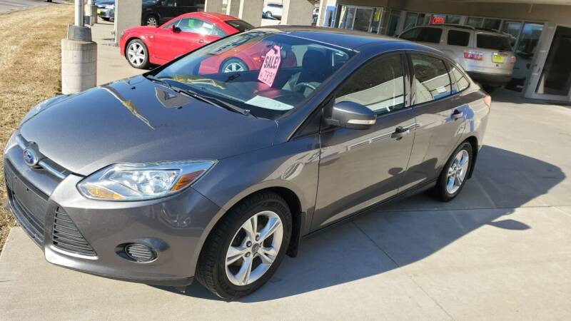 2013 Ford Focus for sale at City Auto Sales in La Crosse WI