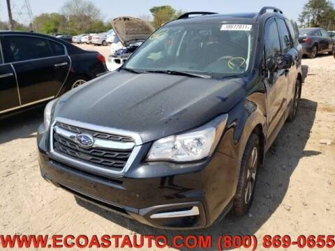 2018 Subaru Forester for sale at East Coast Auto Source Inc. in Bedford VA