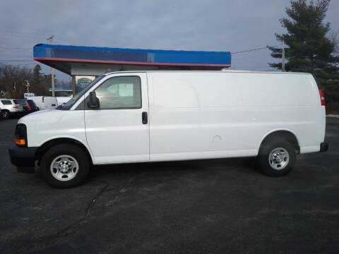 2017 Chevrolet Express Cargo for sale at 125 Auto Finance in Haverhill MA