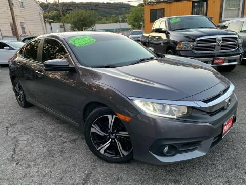 2016 Honda Civic for sale at Auto Universe Inc. in Paterson NJ